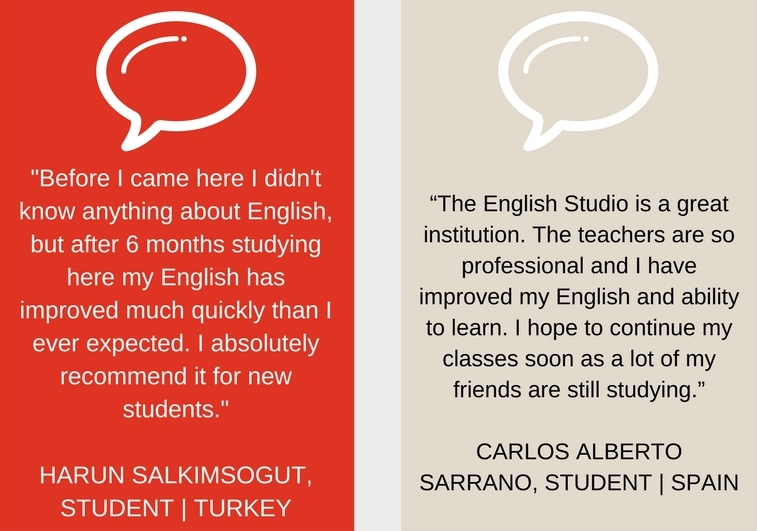 Student Testimonial (Website) Templates