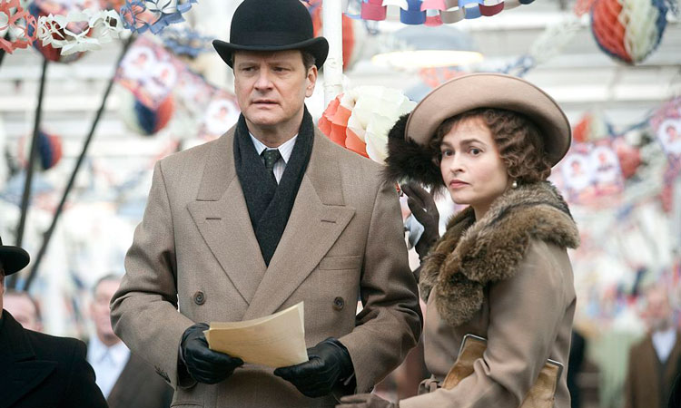The King's Speech (Best films for learning English)