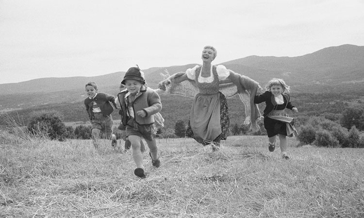 The Sound of Music (Best films for learning English)